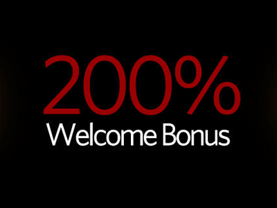 Welcome-Bonus