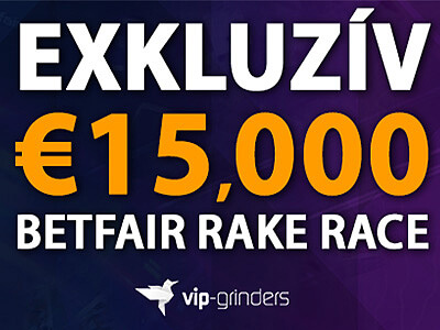 €15,000 Exkluzív Betfair Race
