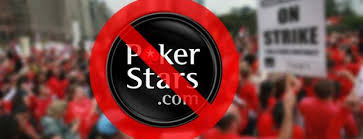 PokerStars bojkott