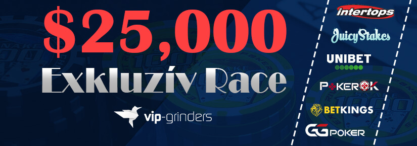 $25,000 Exkluzív Race – december