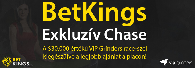 Exkluzív BetKings Chase
